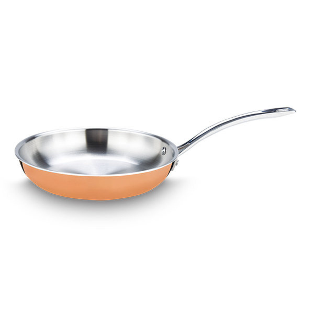 24 cm  Napoli Copper Multiply Frypan with lid
