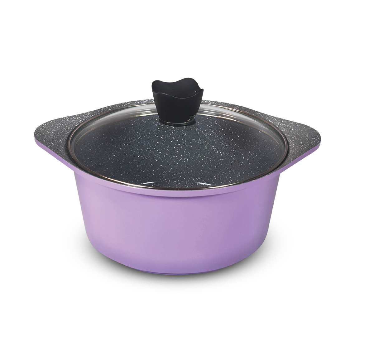 24 CM Saucepot with lid (5L)