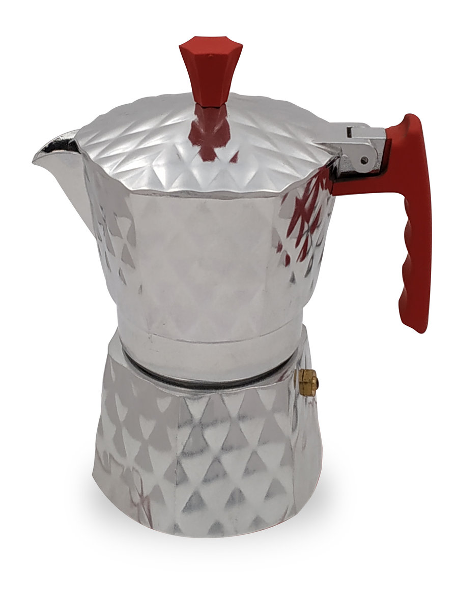 3 Cup Aluminium Coffee Maker
