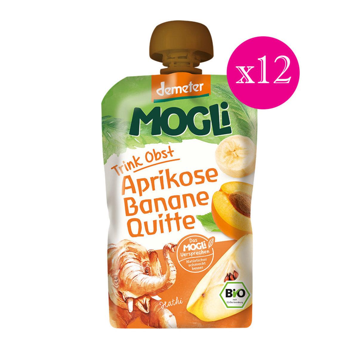 Mogli Organic Apricot Moothies-[Big Sale](Best Before Date: 2020-08-09)