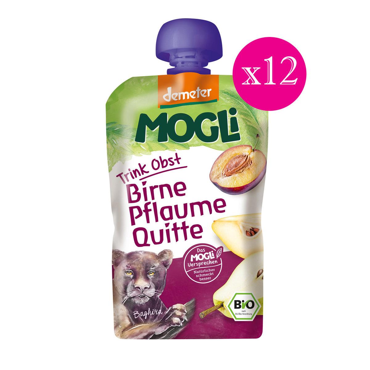 Mogli有機西梅果蓉-[促銷](最佳食用日期: 2020-10-28)