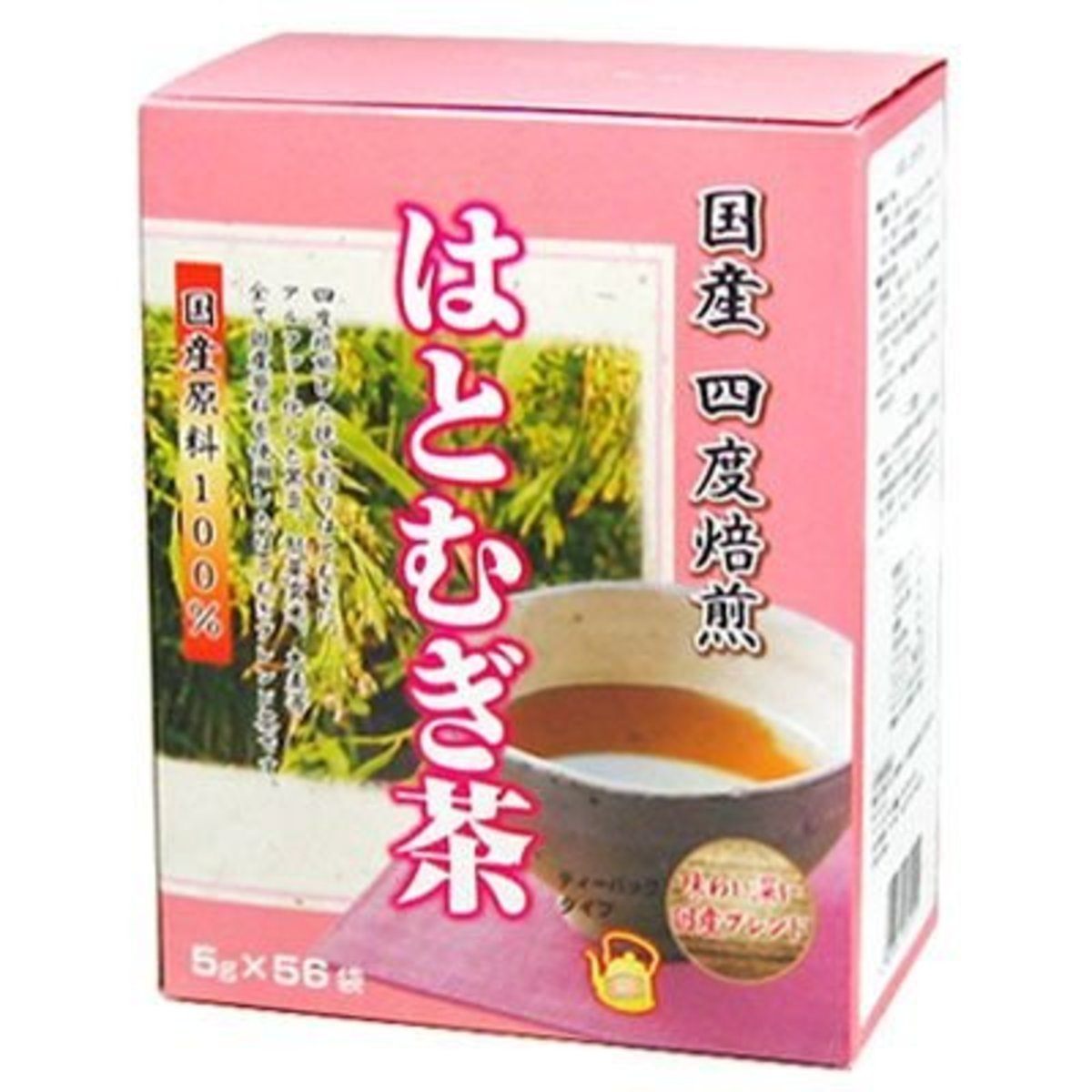 日本國產薏苡茶(56包)(131115)