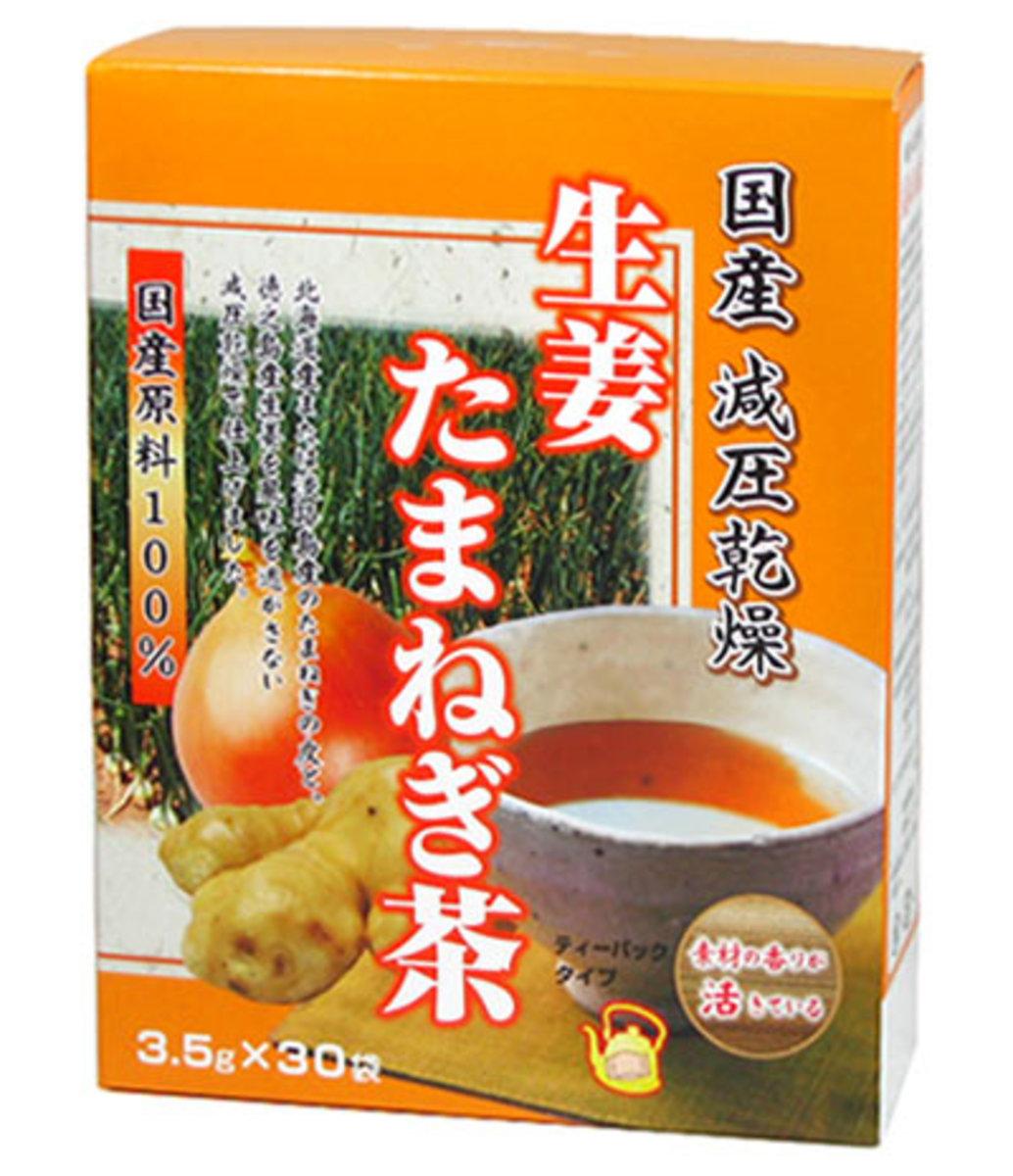 日本國產生薑洋蔥茶(30包)(131245)