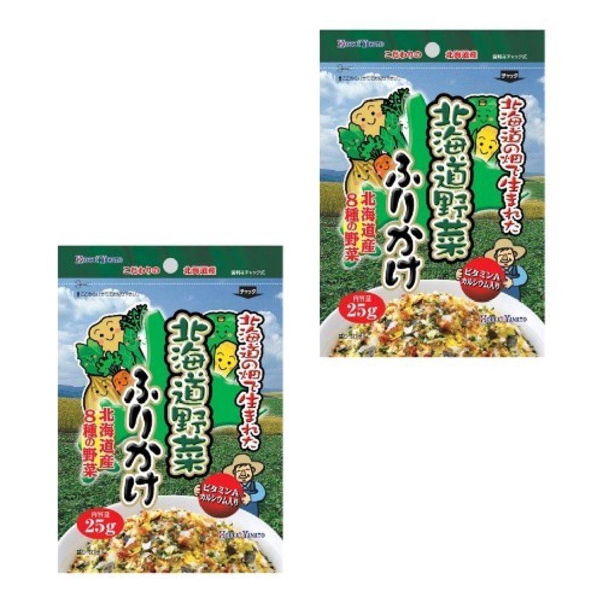 2包 北海道野菜飯素(711015_02)(日本版)
