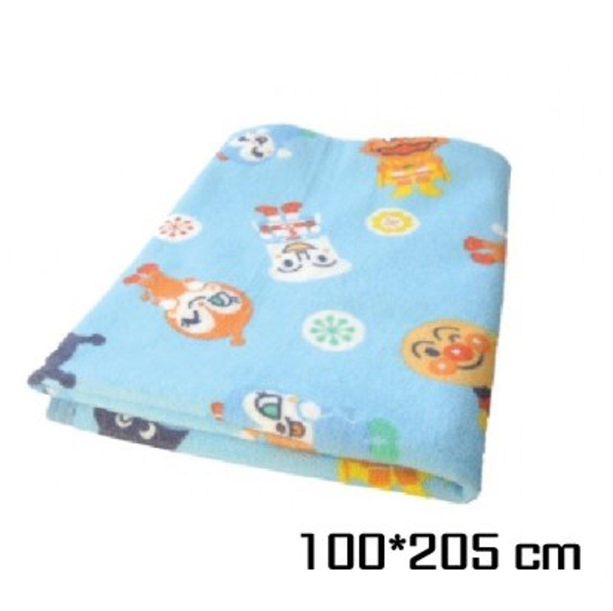Waterproof mattress Blue 100X205cm