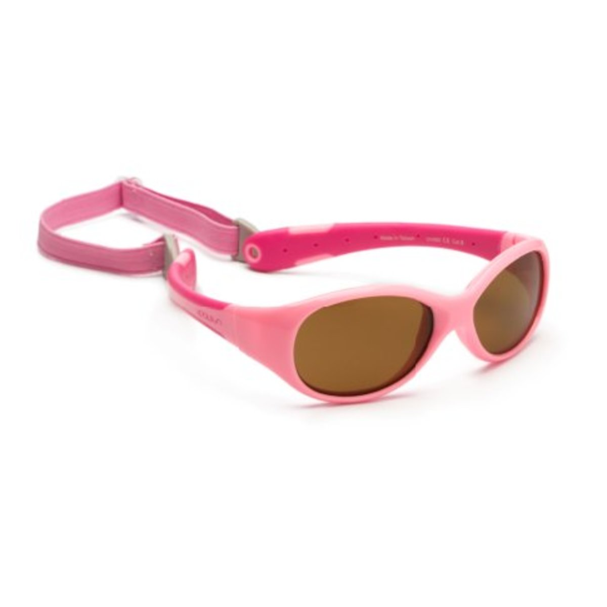 Koolsun Flex Aqua Grey Baby Sunglasses 0-3 Years 0+