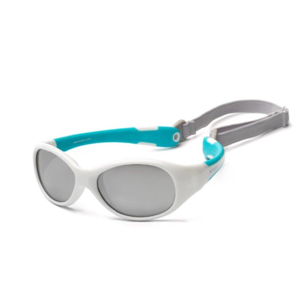 Flex 嬰兒太陽眼鏡 白水藍 (3-6歲)