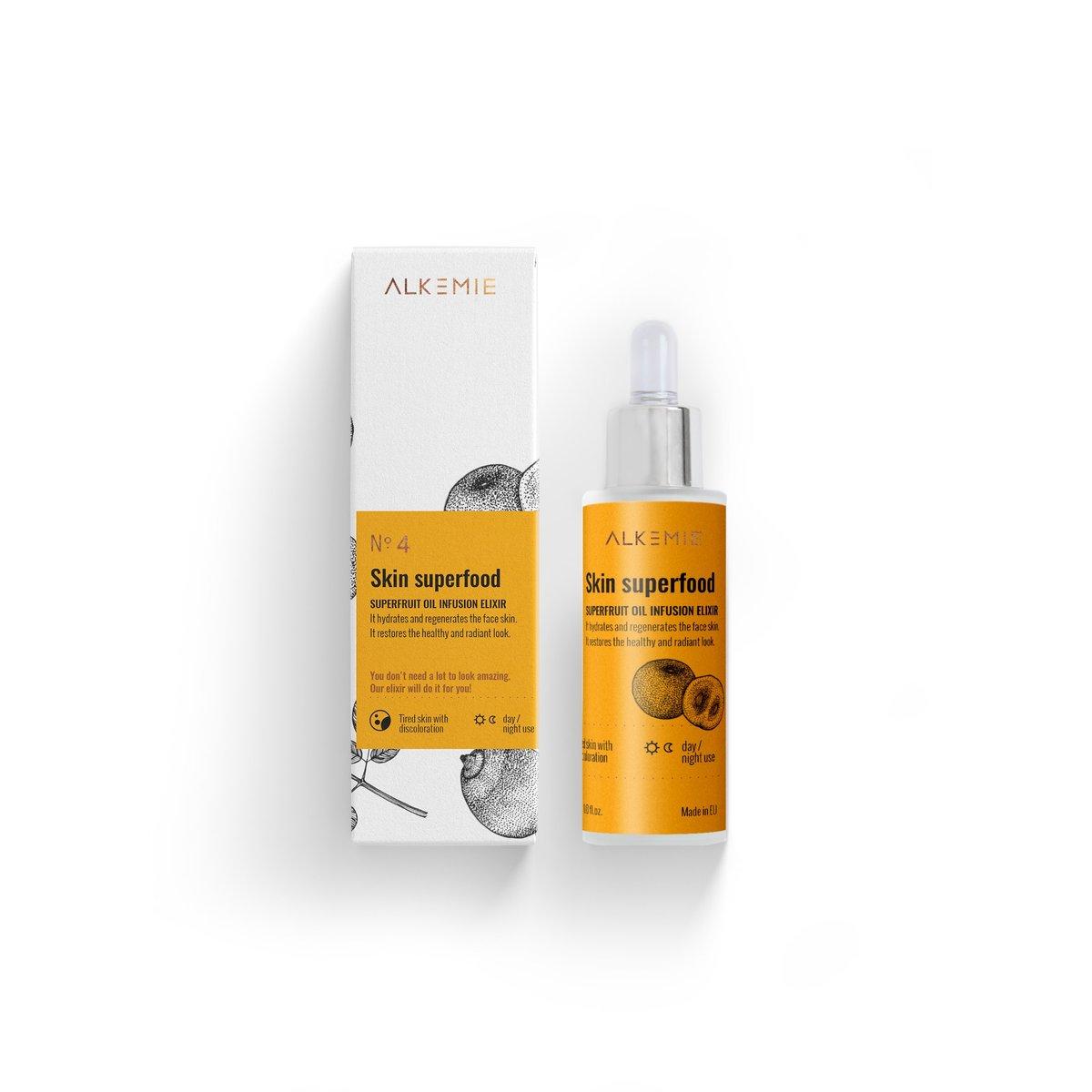 Skin Superfood  Superfruit Oil Infusion Elixir (30ml)