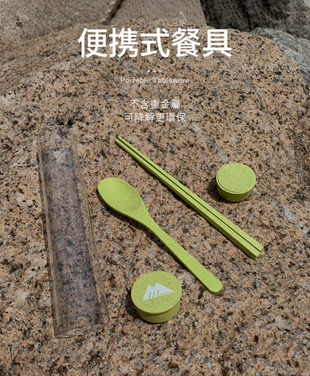Chopsticks Spoon Set