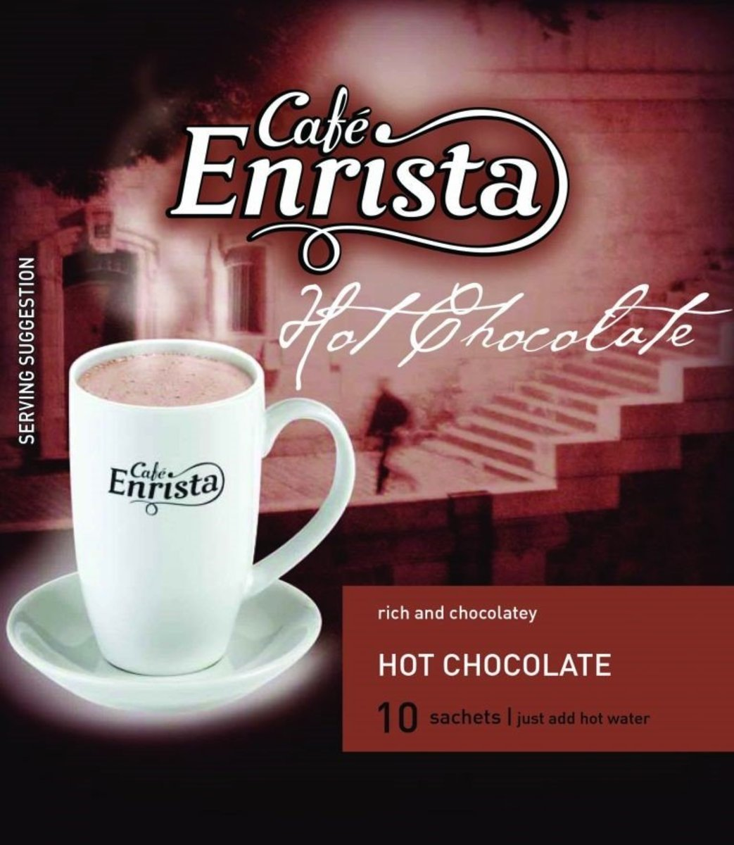 3 in 1 Hot Chocolate (Rich & Chocolatey)