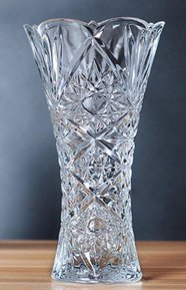 玻璃透明加厚花瓶(E款)#902_00005A