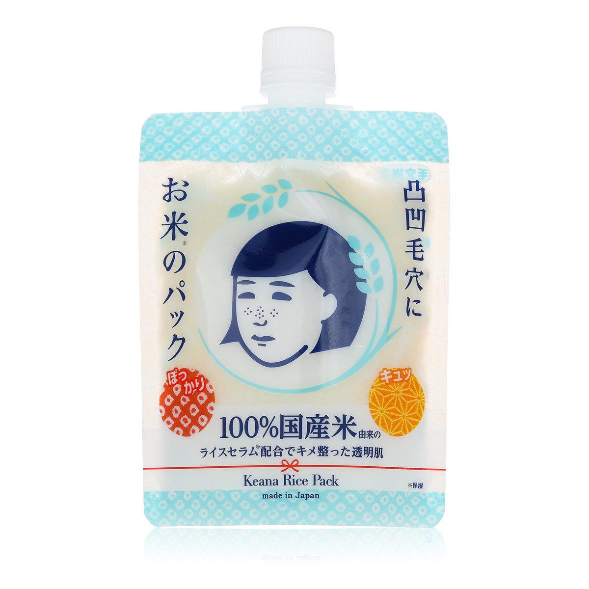 毛穴撫子日本米精華保濕泥膜 170g - ( 平行進口 ) ( 4992440036656 )