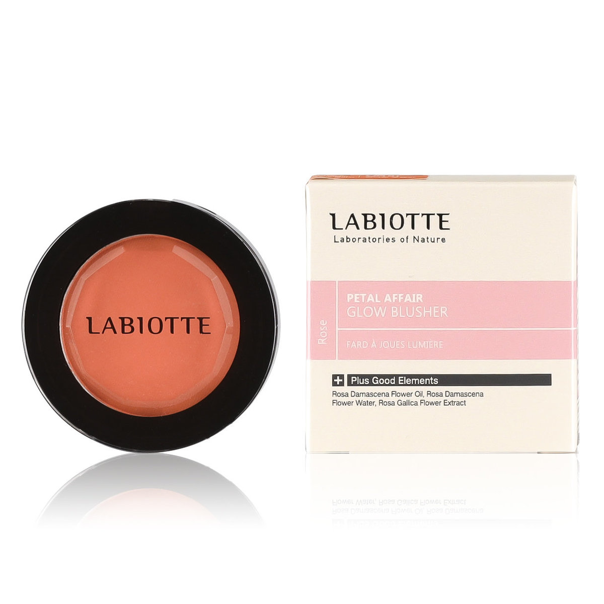 Labiotte Petal Affair Glow Blusher #OR01 Mandarin Orange - ( Parallel Import ) ( 8809438532044 )