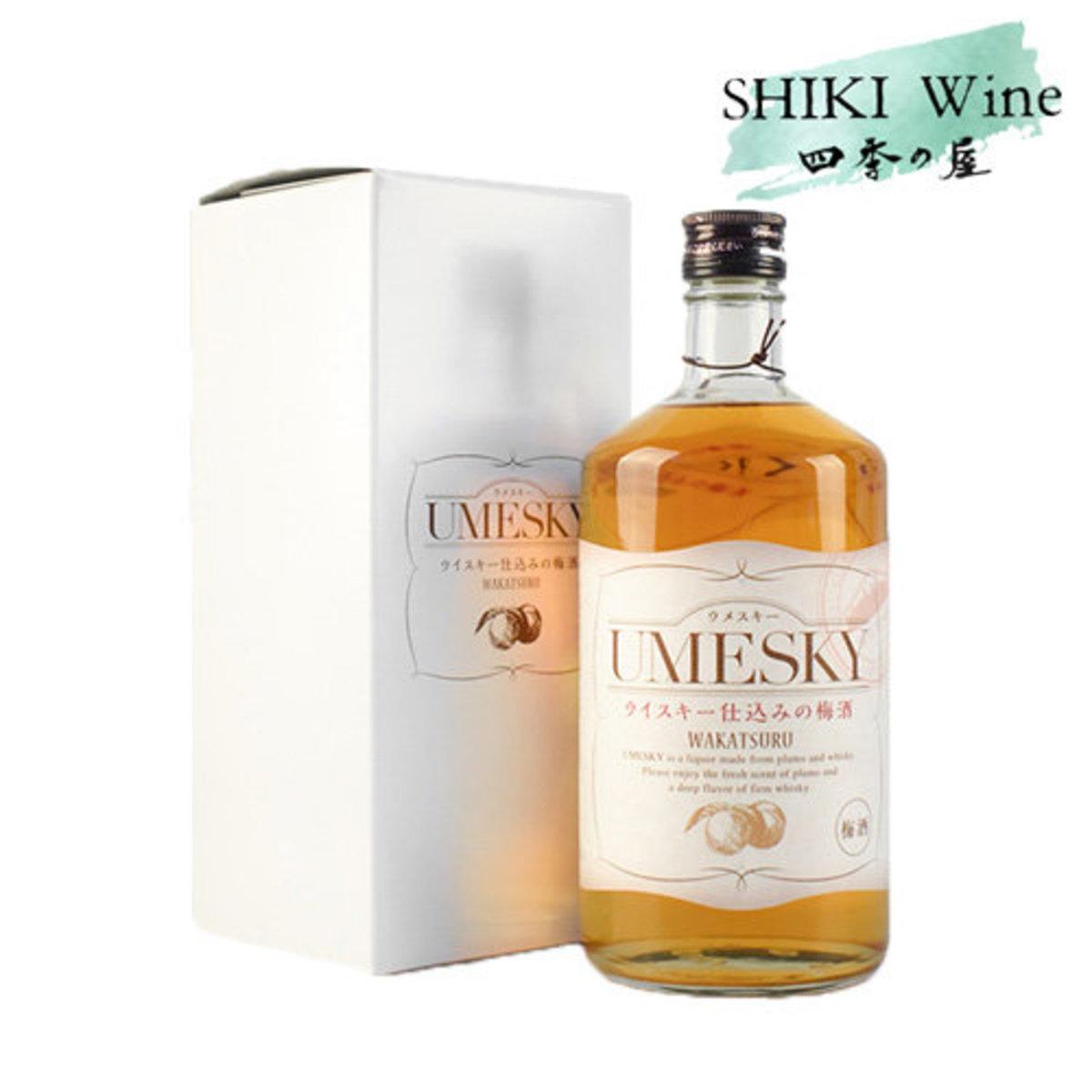 UMESKY威士忌梅酒 720ml