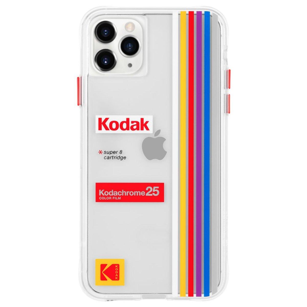 iPhone11 Pro Kodak - Clean Striped Kodachrome Super 8