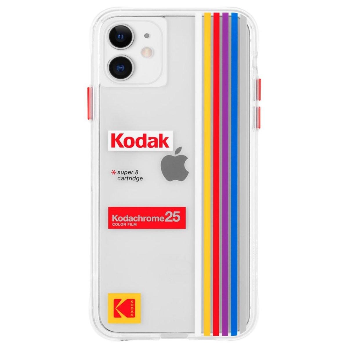 iPhone11 Kodak - Clean Striped Kodachrome Super 8