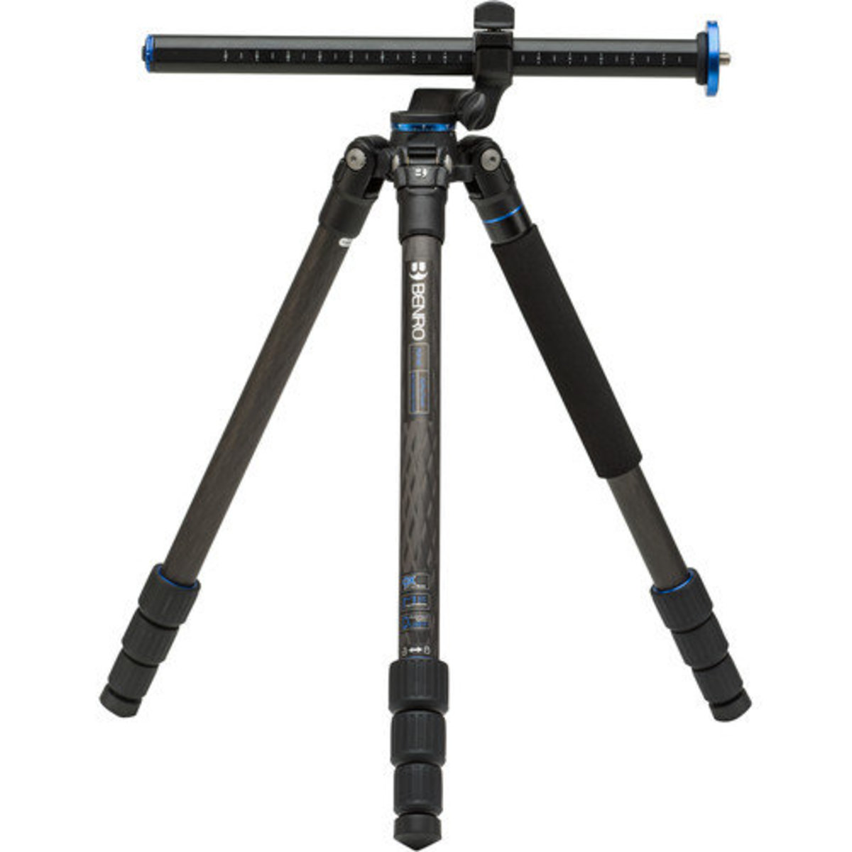 SystemGo Plus FGP18CV1 Carbon Fiber Tripod with V1 Head - 10kg