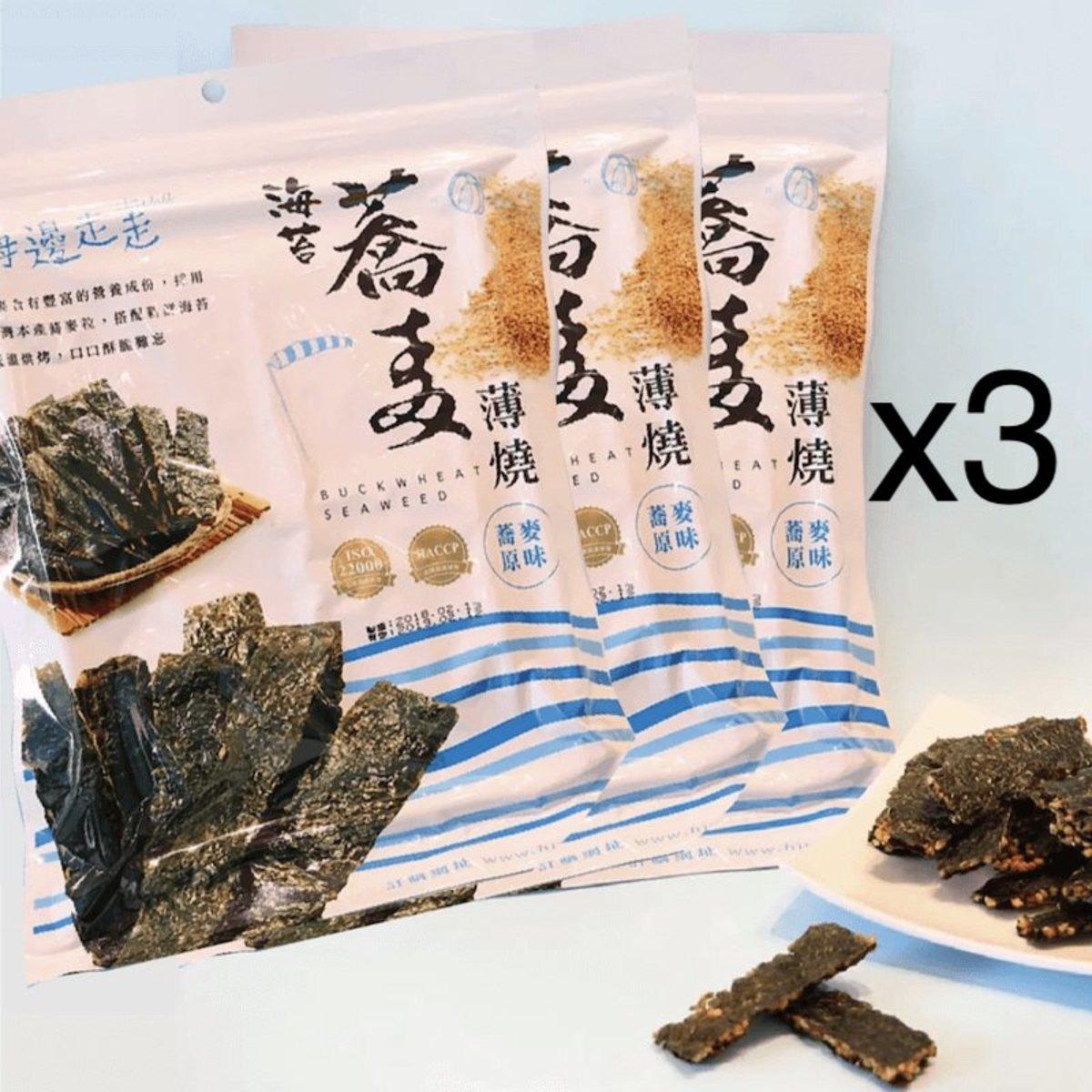 Buckwheat Seaweed x3PC
