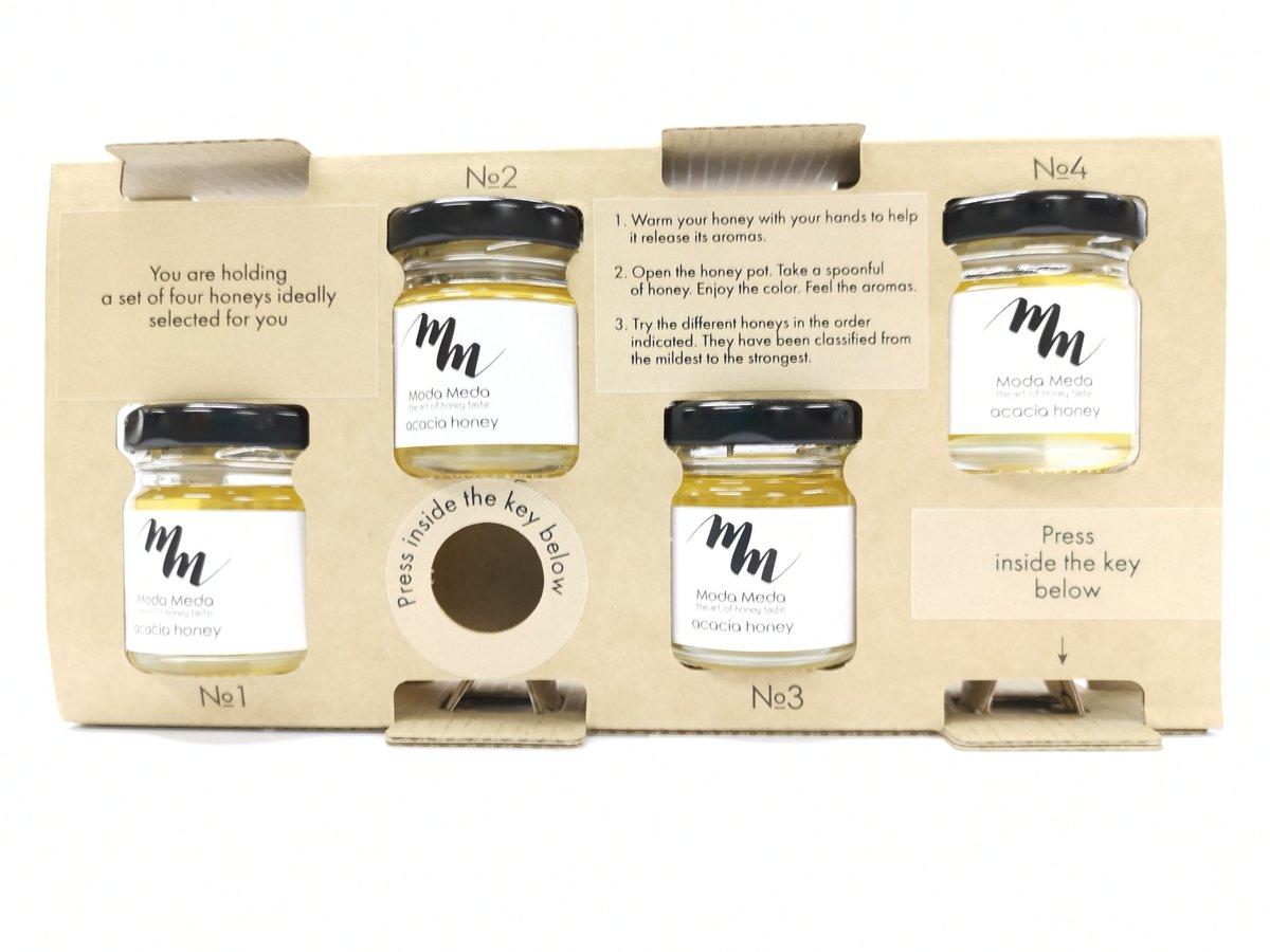 Moda Meda Honey (1 set) - acacia honey