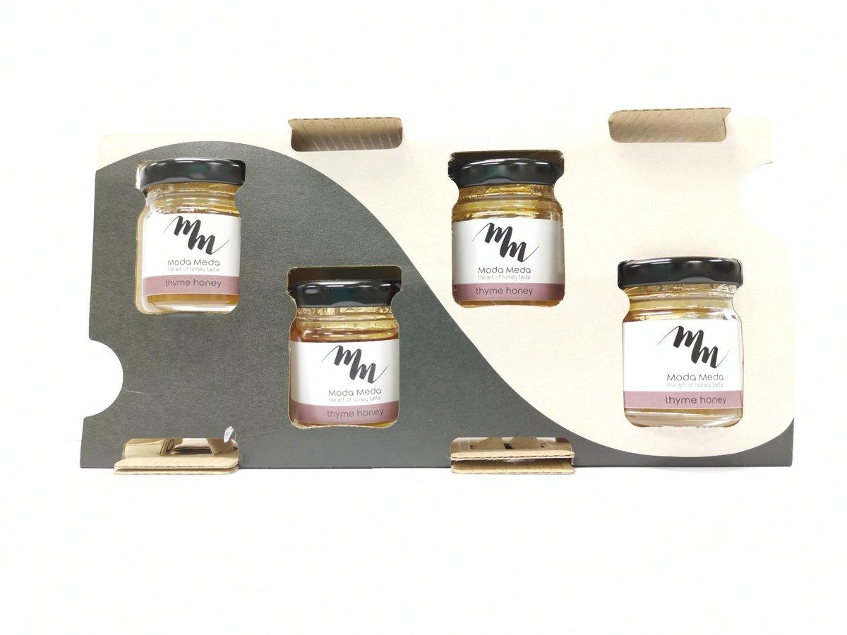 Moda Meda Honey (1 set) - thyme honey
