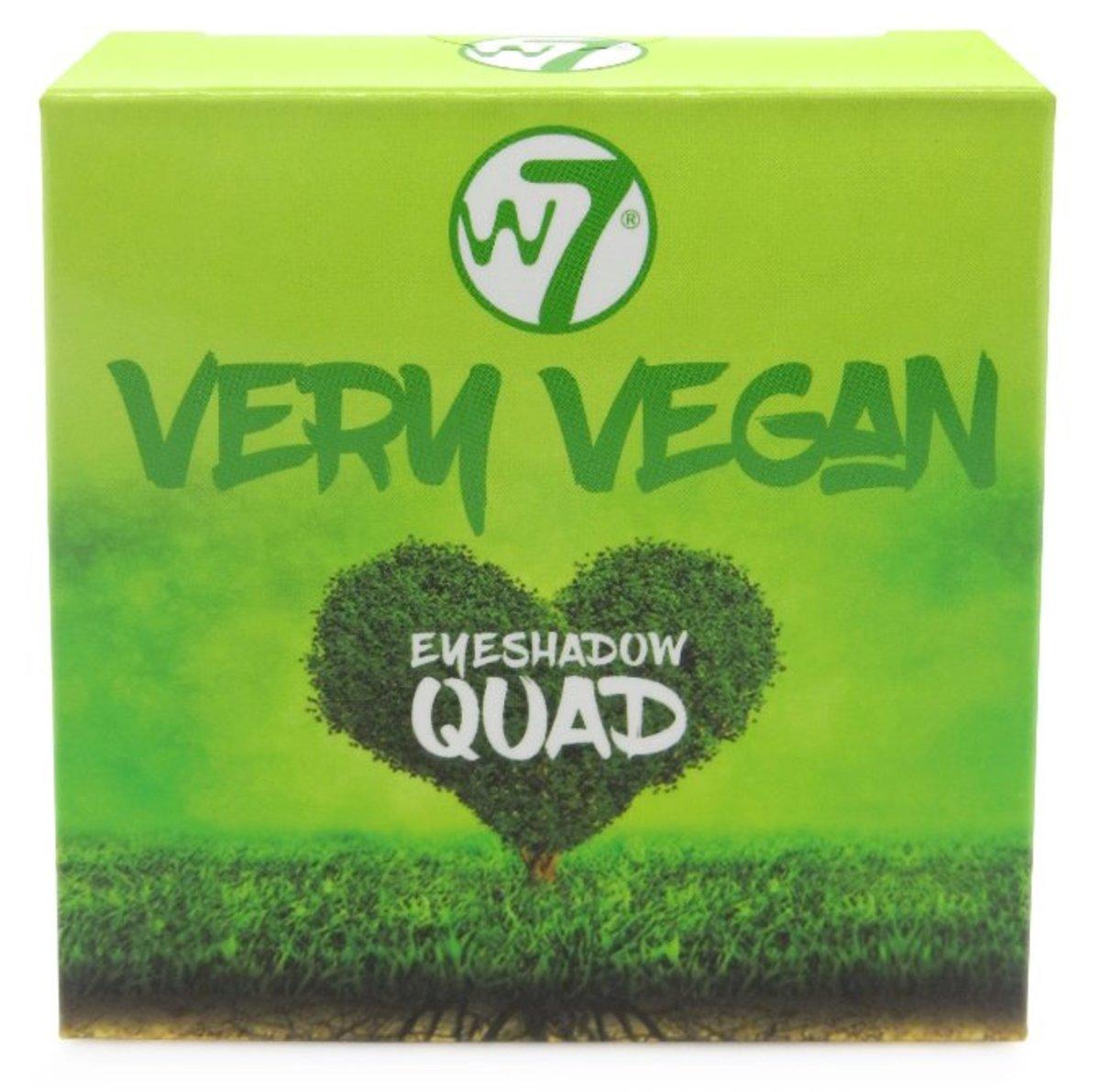 Very Vegan Eyeshadow Quad - Autumn Ambers
