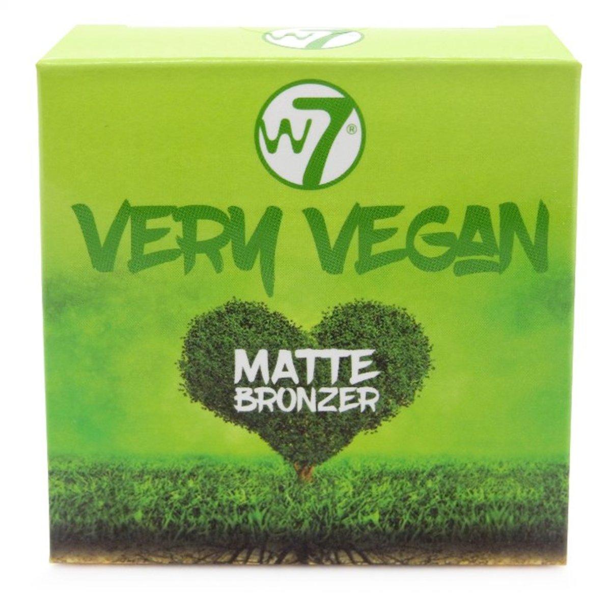 Very Vegan Matte Bronzer - Sun Kissed