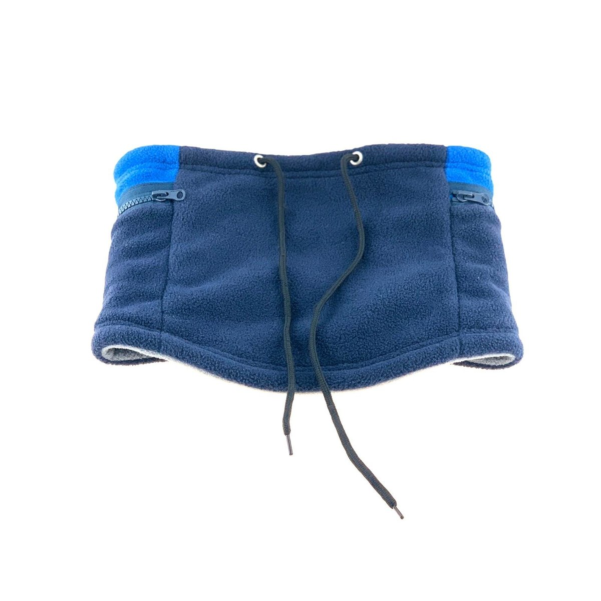 Travel Fleece Neck Warmer with pocket