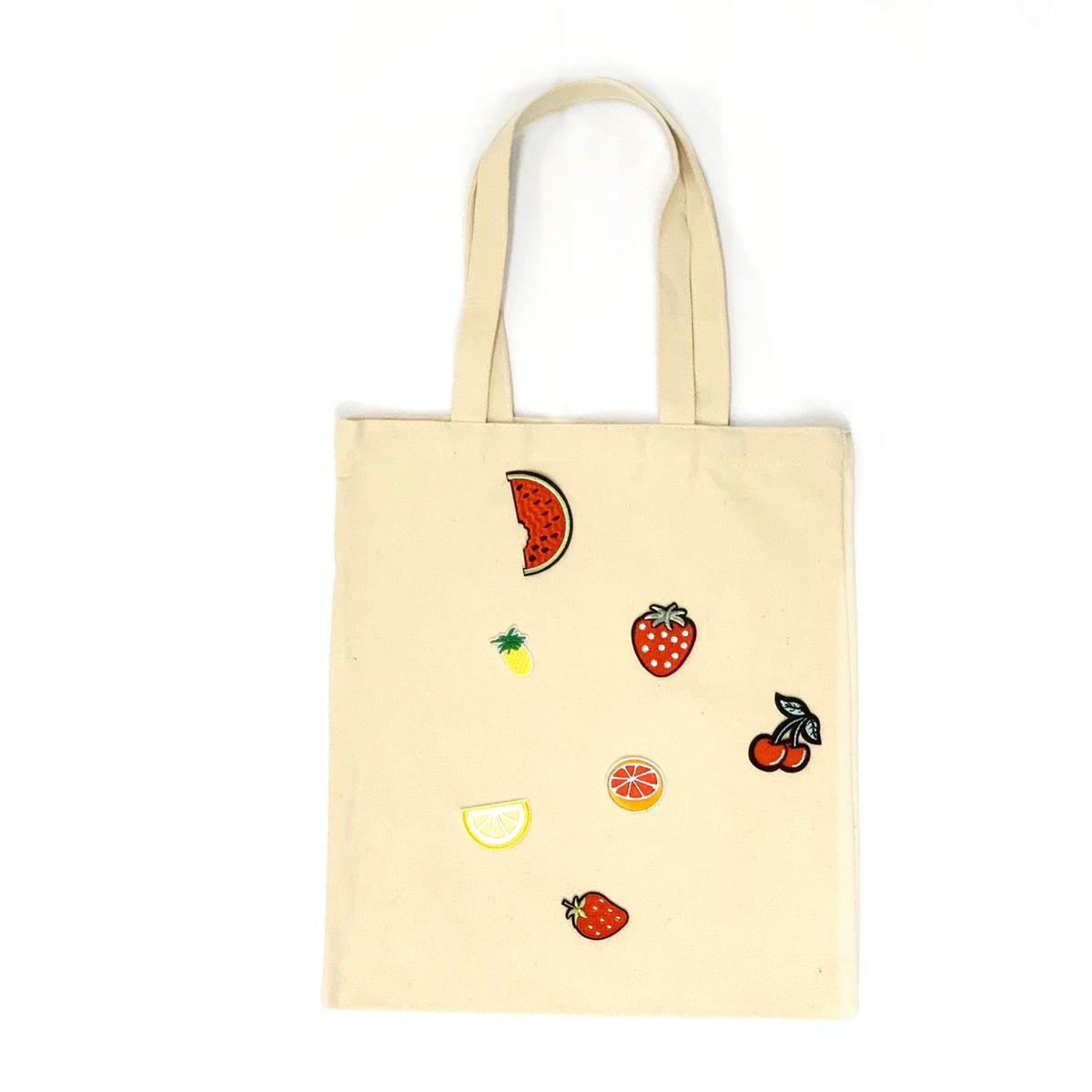 Tote Bag + DIY Logo(fruit)