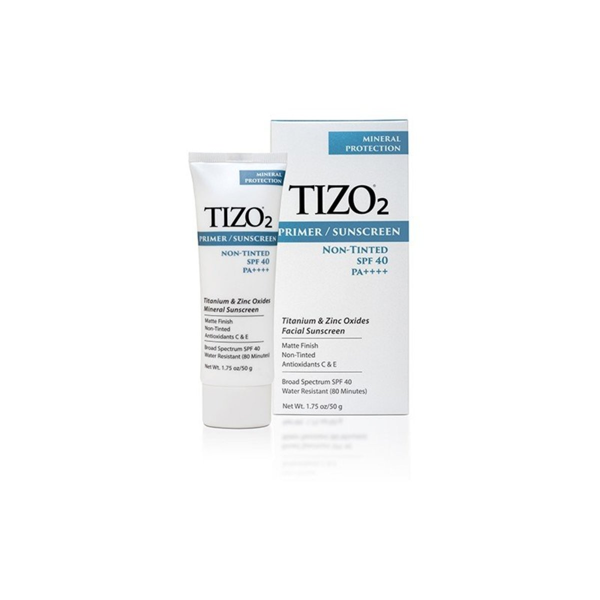 TIZO2 Sunscreen Primer 50g [Parallel Imports Product]