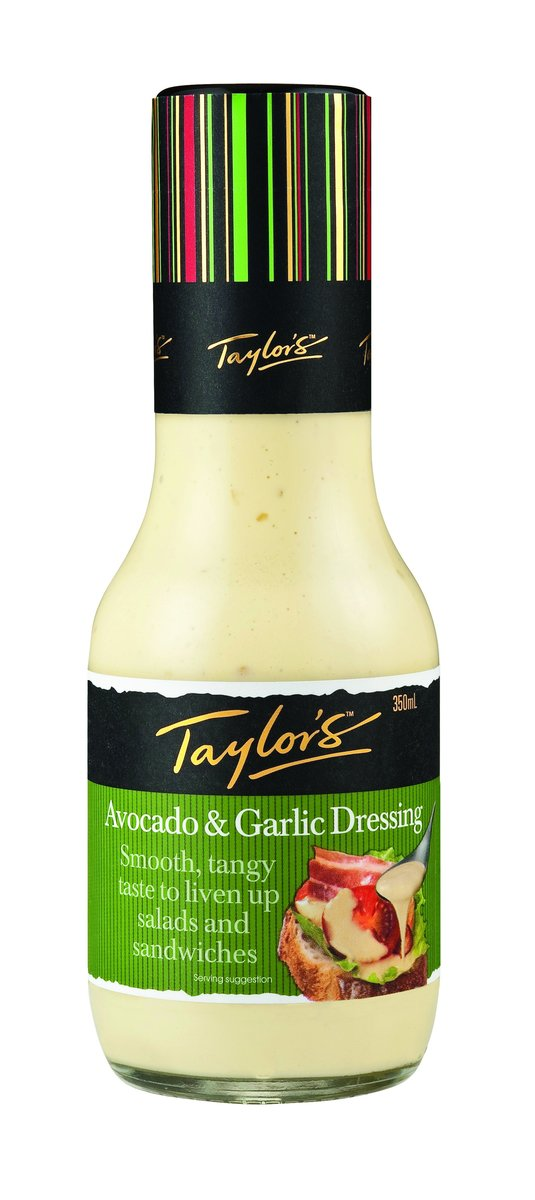 Taylor's Avocado & Garlic Dressing – 350ml