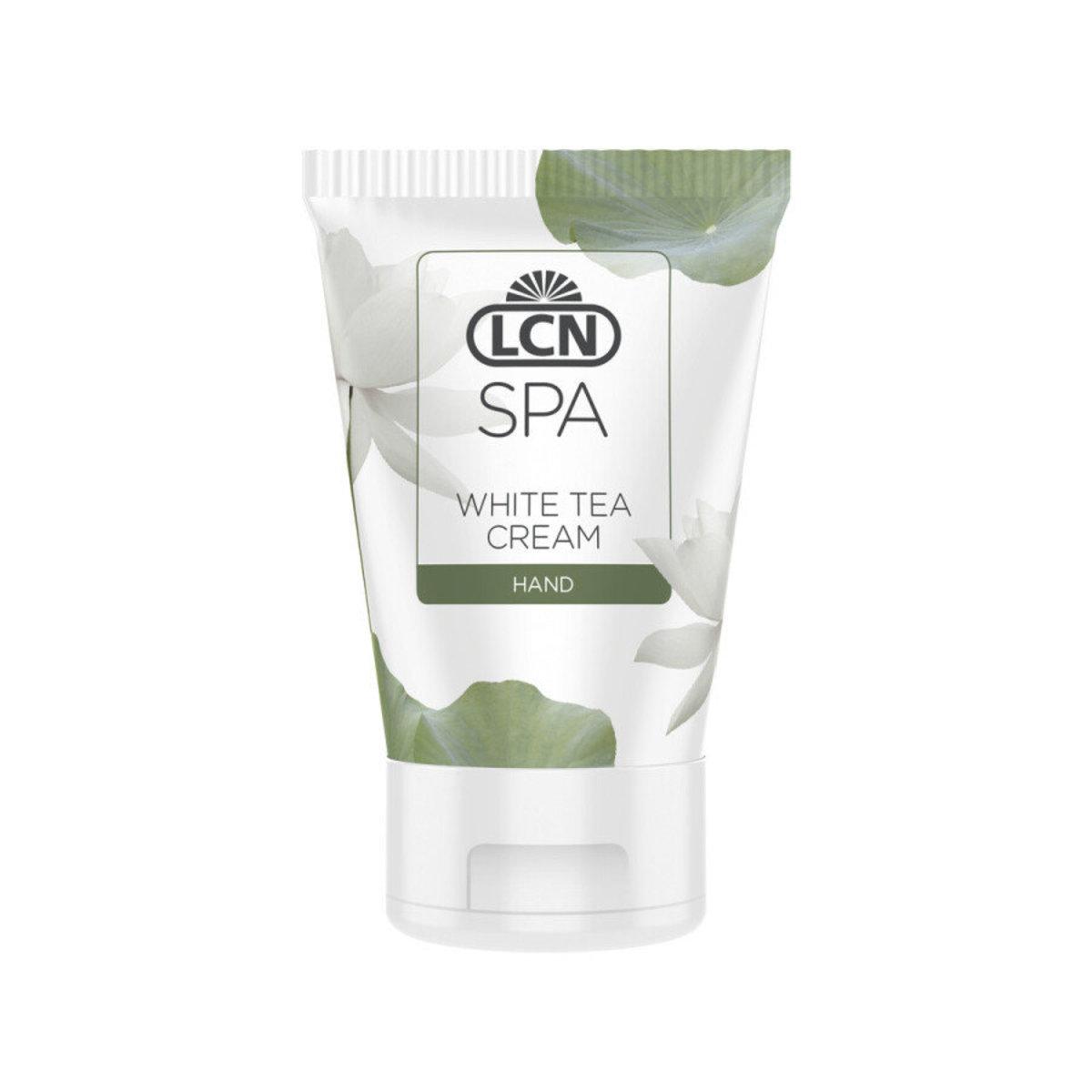LCN SPA White Tea Cream,30ml
