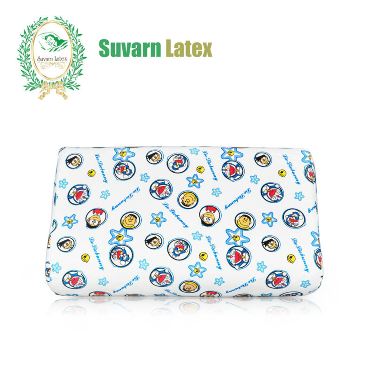 SUVARN SVK1 Latex Pillow (suitable for 4-12 years old)