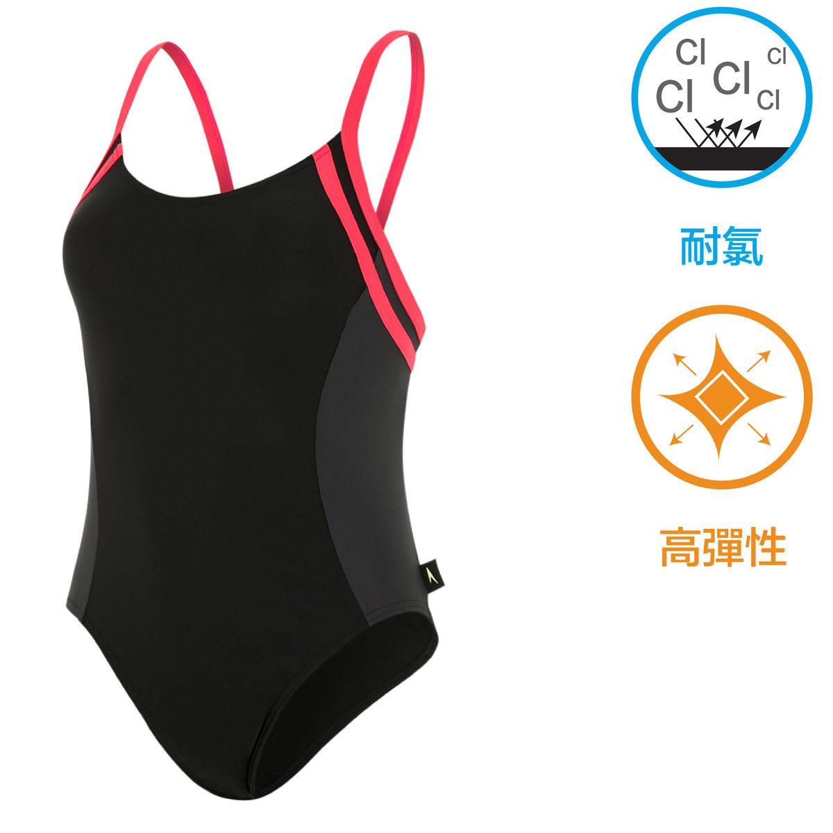 Speedo - ENDURANCE10 HYDRACTIVE 女士連身泳衣