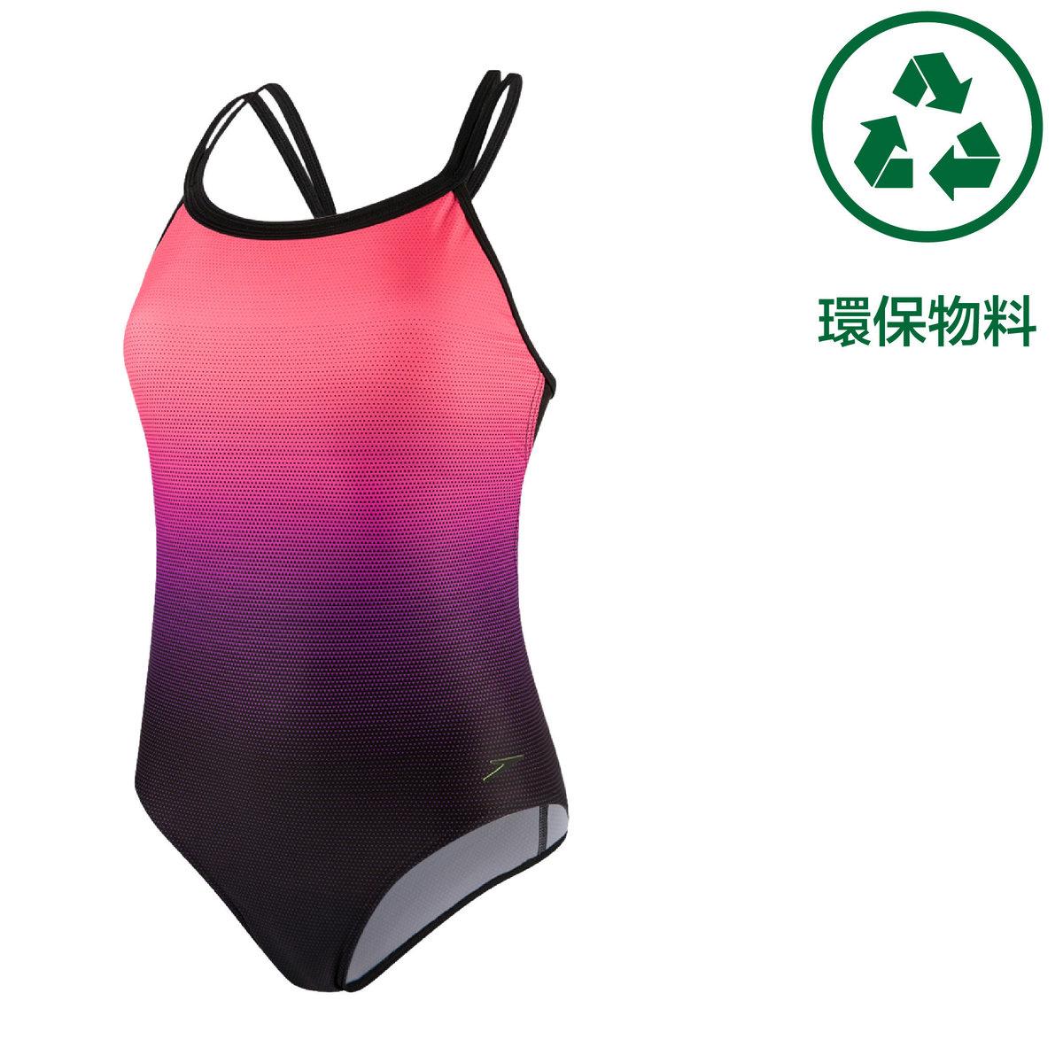 Speedo - HYDROSENSE 女士連身泳衣