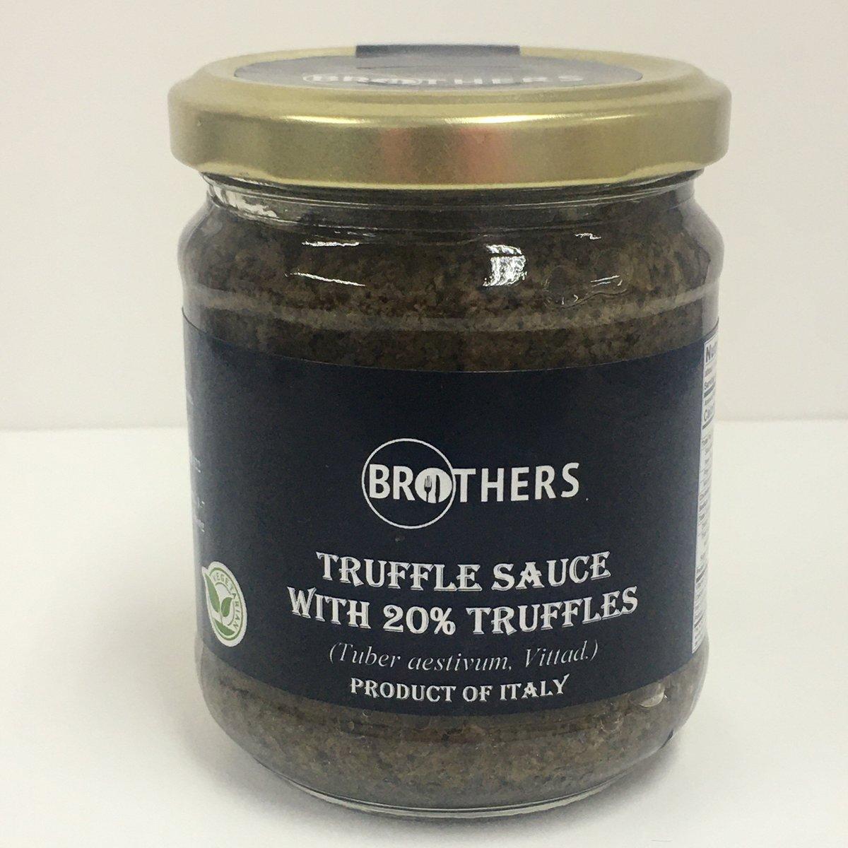 【意大利】(20%) 高級優質黑松露醬180g