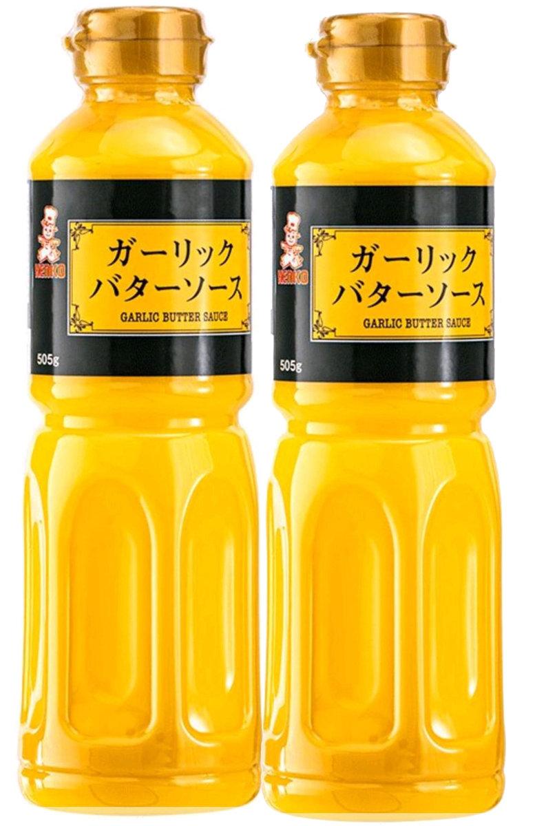 Garlic Butter Sauce (505g x 2 bottles)