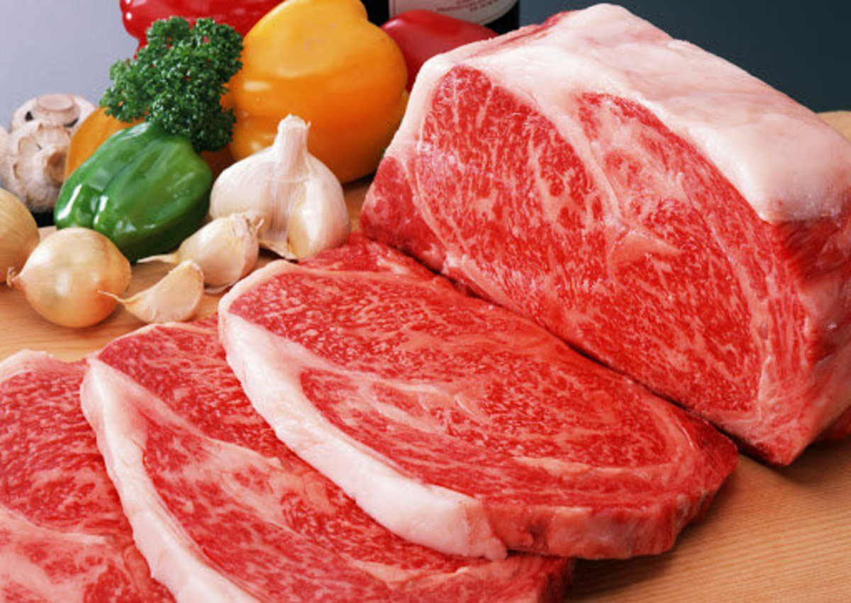 Frozen Australian M6/M7 Wagyu Sirloin Steak (300g)