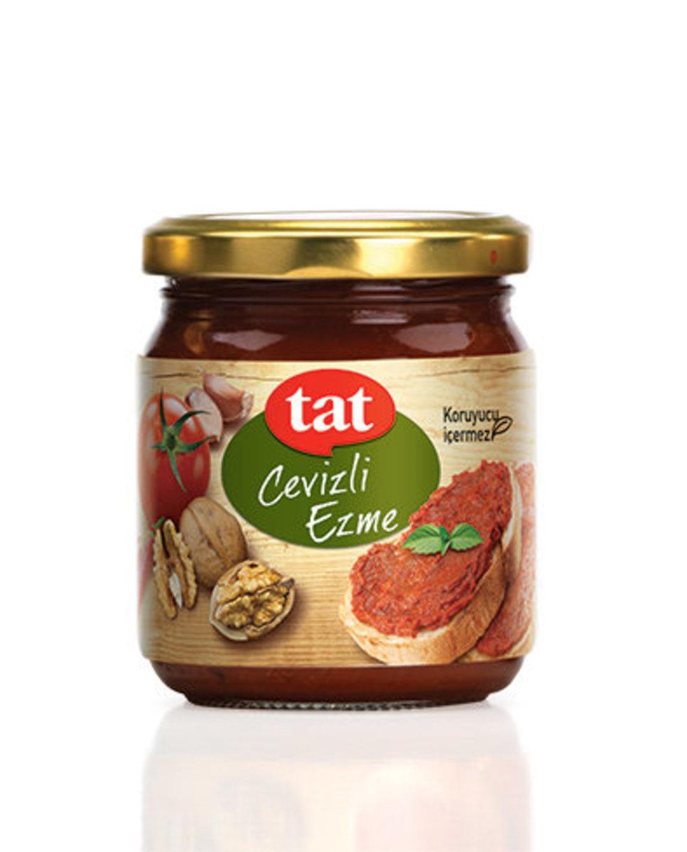 番茄核桃醬 215cc 玻璃樽裝 淨重200克