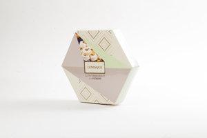 LEMISQUE 土耳其軟糖 椰絲/開心果 210克 盒