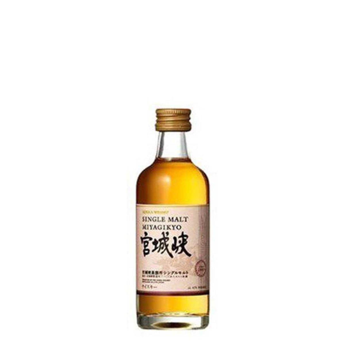 宮城峽 單一純麥威士忌 (酒版)