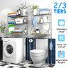 3層 洗衣機/馬桶 收納儲物不銹鋼架