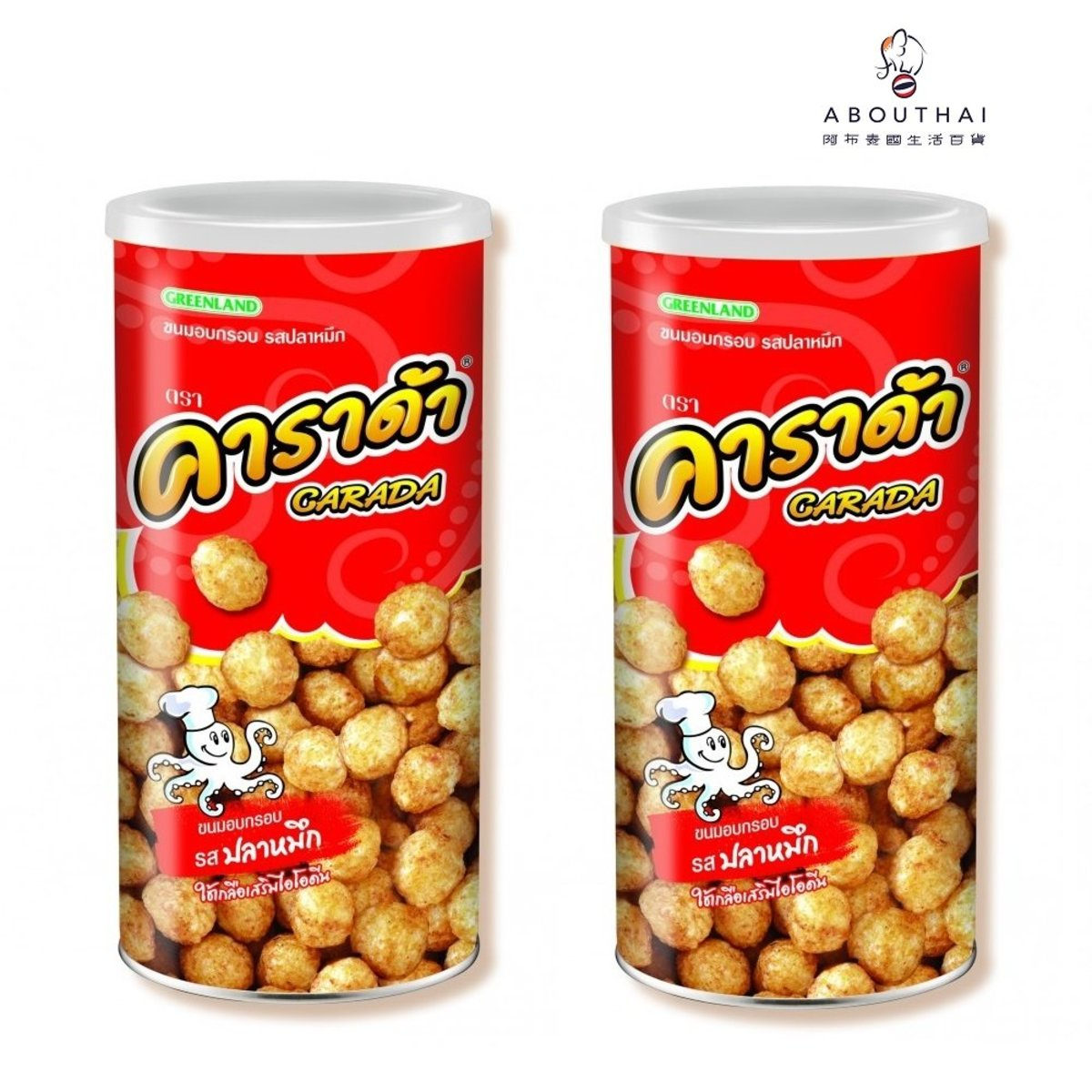 Cuttlefish Rice Ball 90g (2 cans)