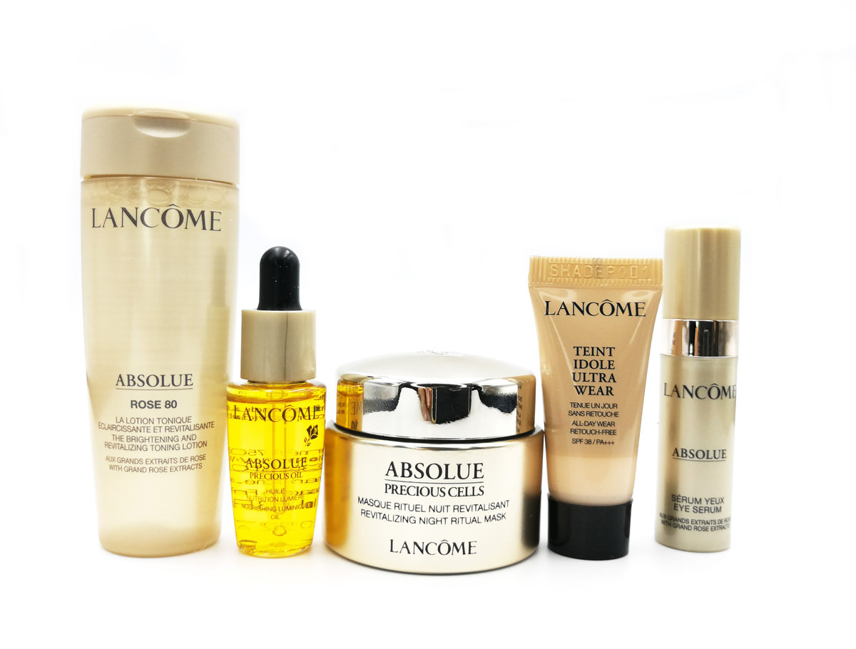 Lancome Absolue Exclusive Set