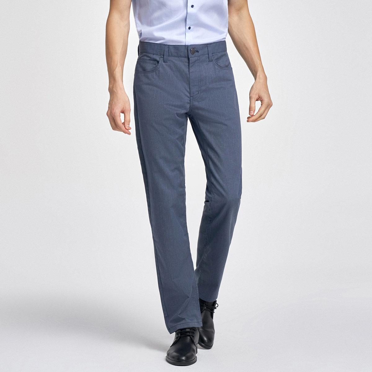 MEN'S SMART FIT CASUAL PANTS(blue)