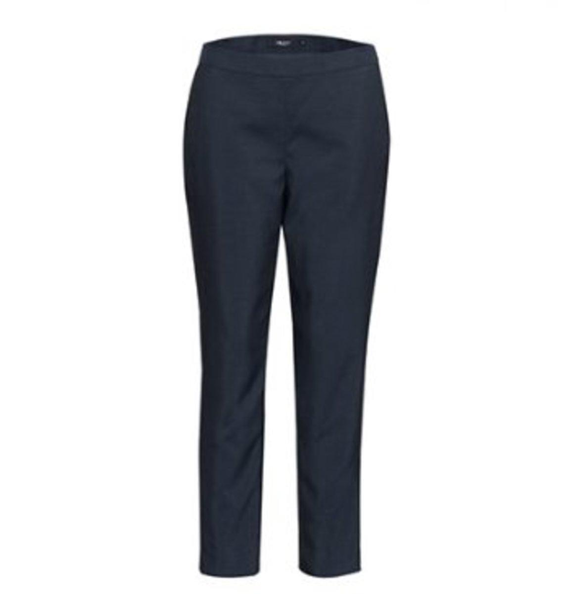 Women's Coolplus® Cropped Pants (Dark Navy)