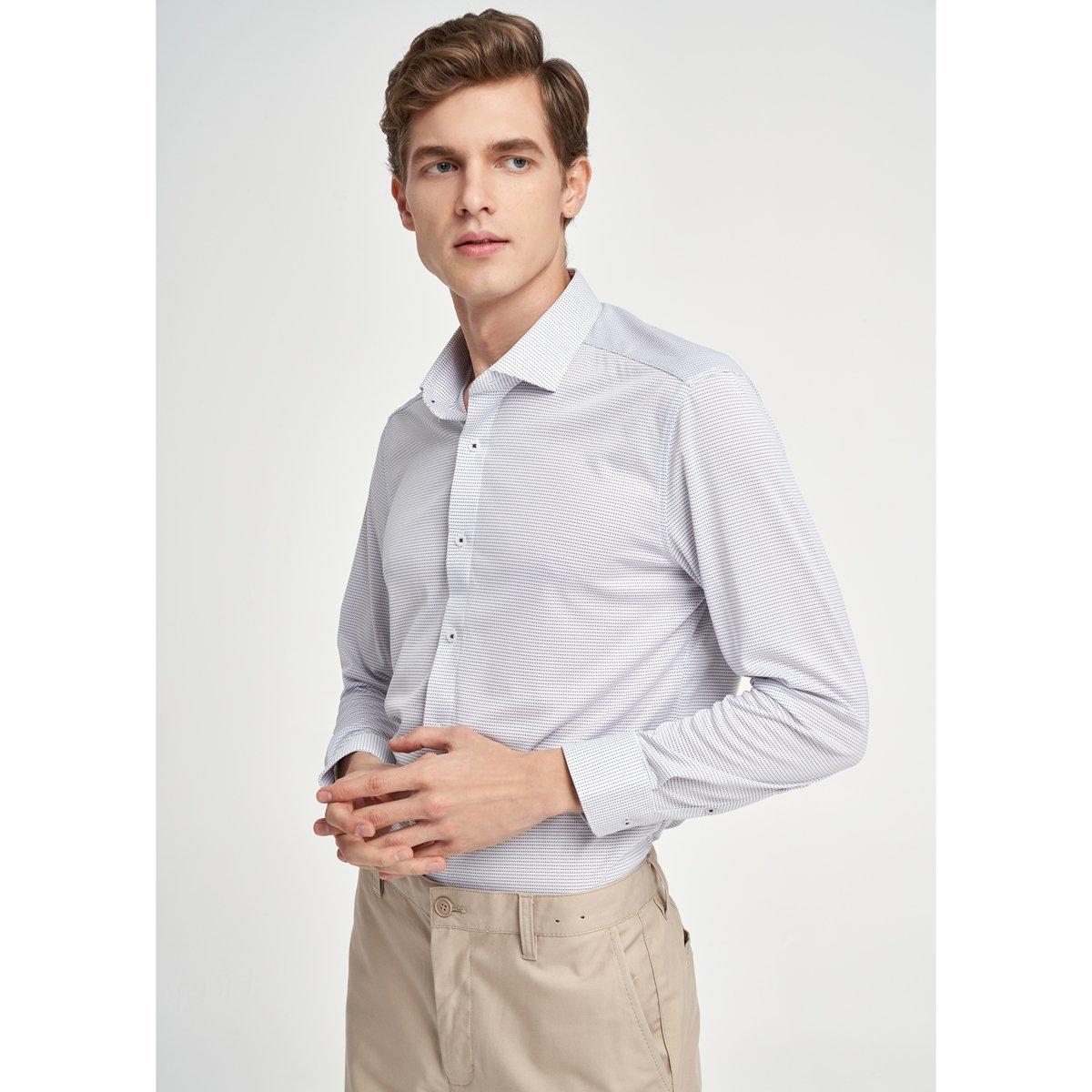 MEN'S LONG SHIRT(grey)