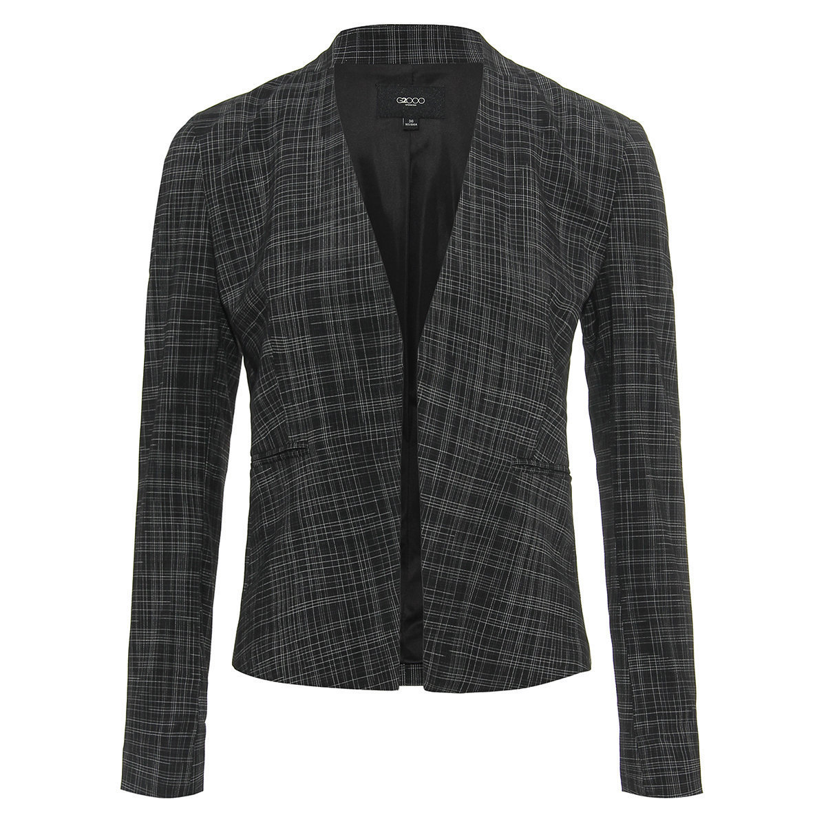 WOMEN'S SUIT (Black and White pattern)