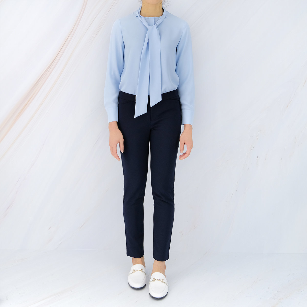 G2000 - Women's Stretch Ankle Skinny Pants