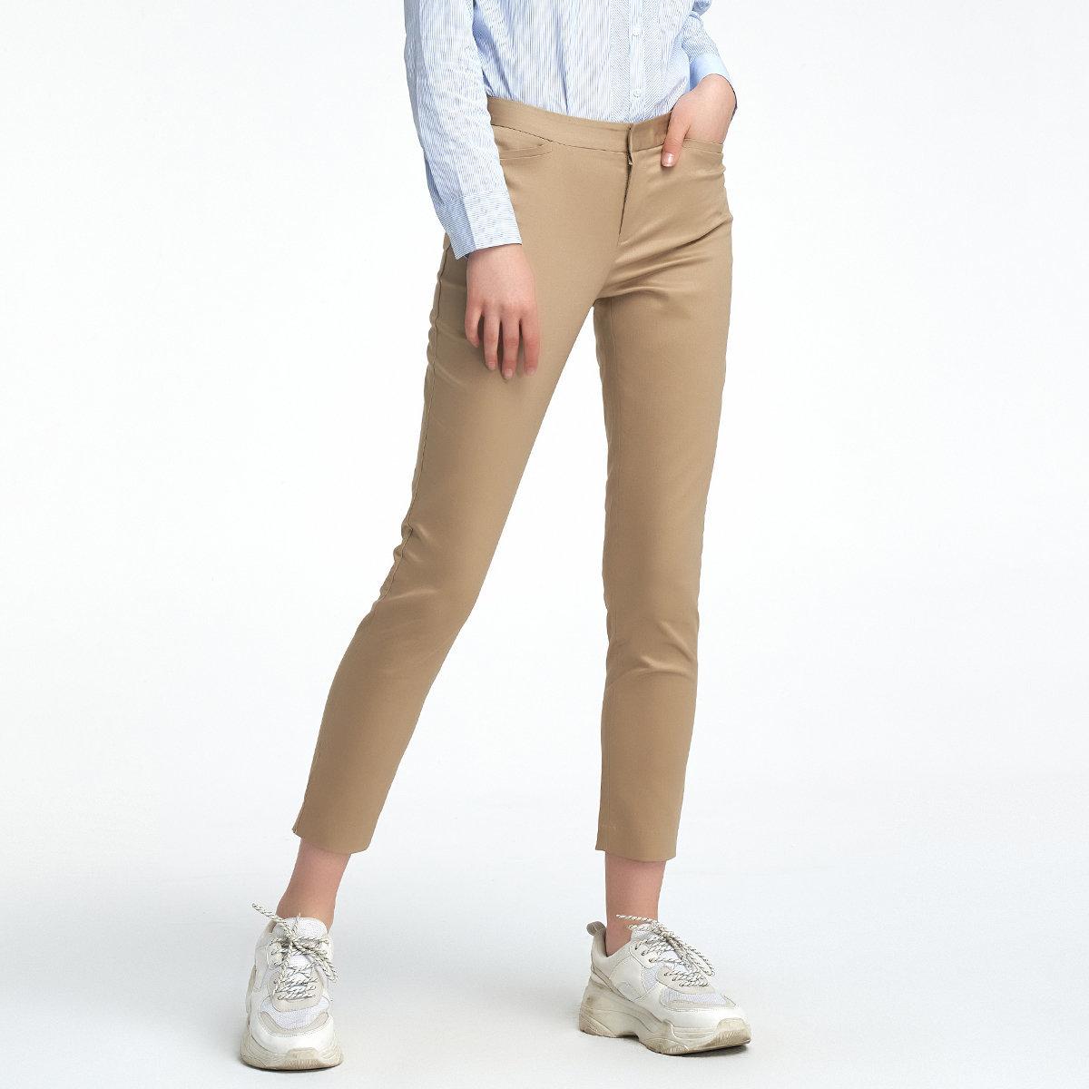 WOMEN'S PANTS(khaki)