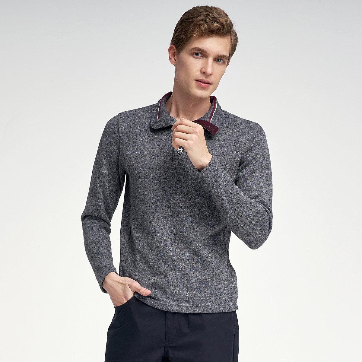 MEN'S SWEATER(grey)